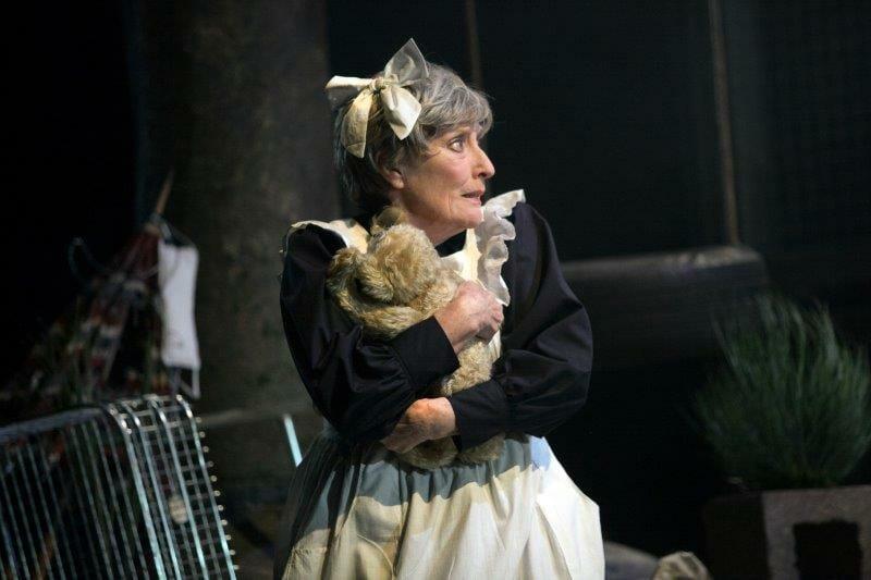 Judith Paris as Doris Copyright Sheila Burnett