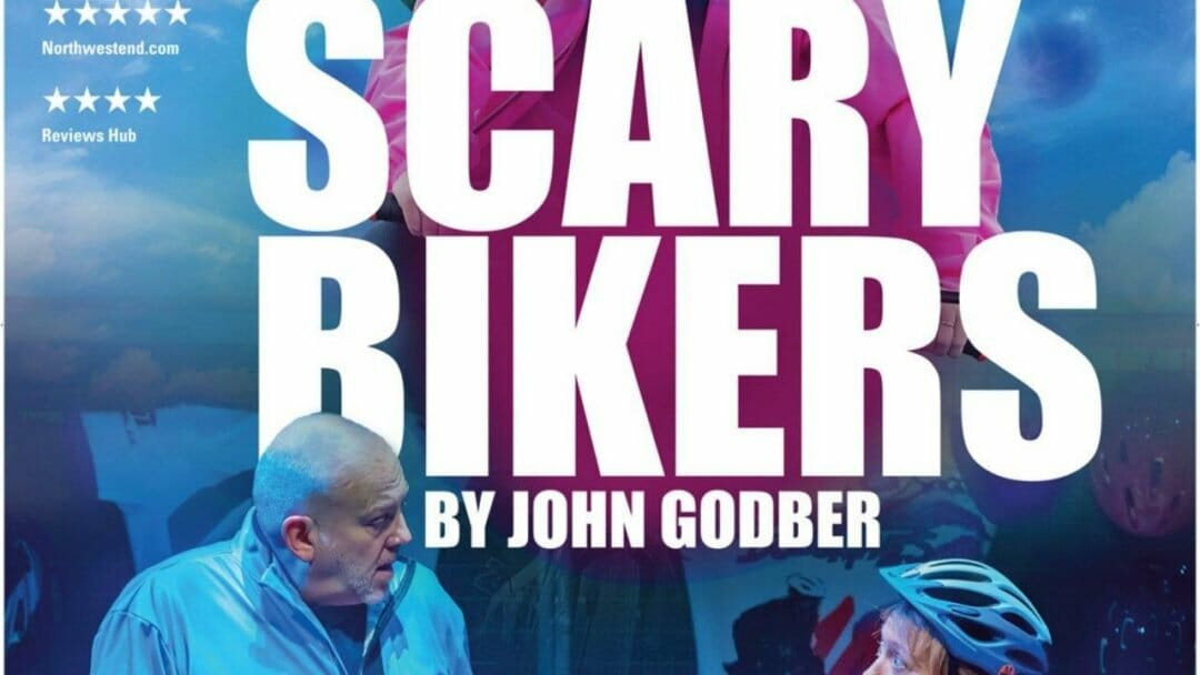 Scary Bikers at Trafalgar Studios Image Credit Robling Photography