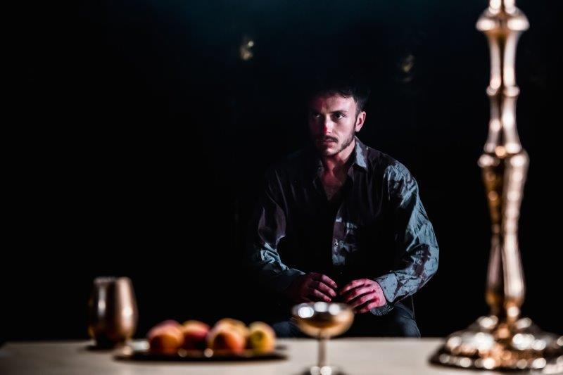 Michael Howlett as Young Soilder. Shot by Adam Trigg