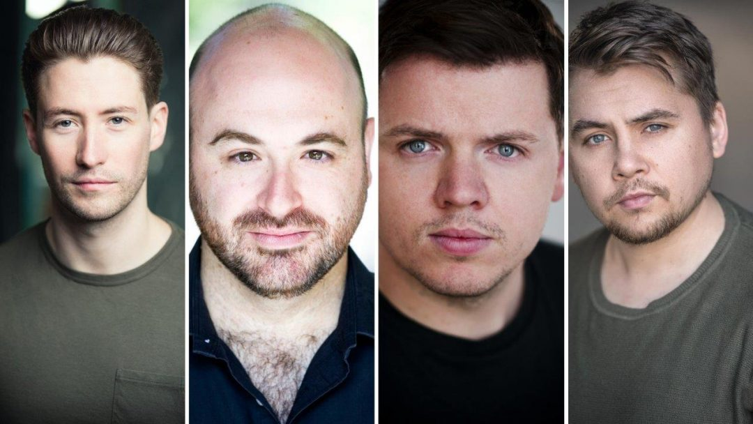 Cast of Bouncers