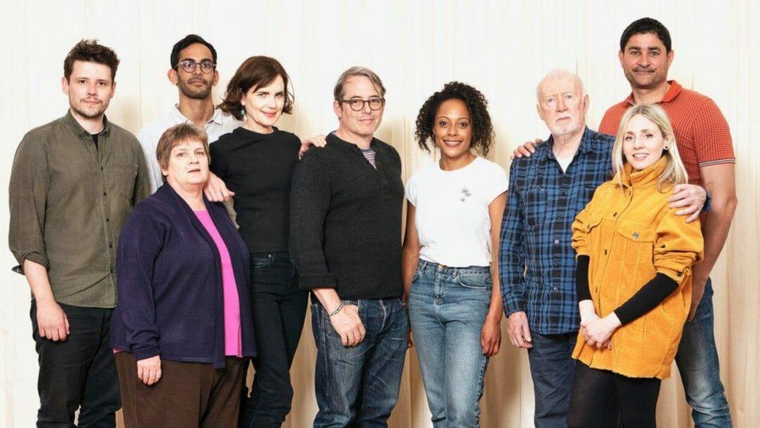 The Starry Messenger cast