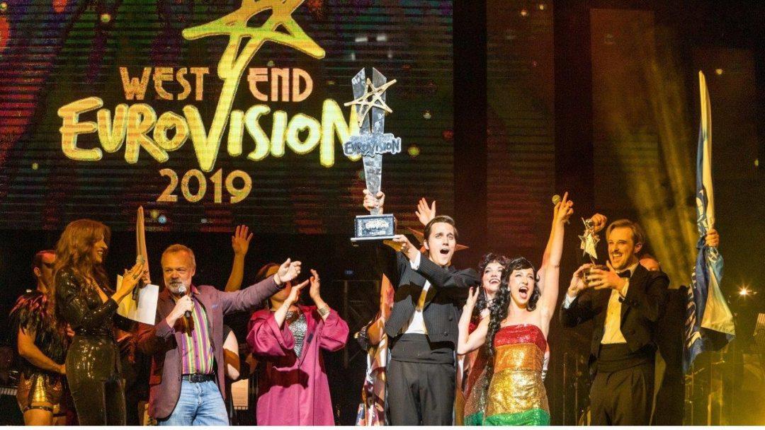 West End Eurovision winners PHANTOM OF THE OPERA Photo Nicolas Chinardet