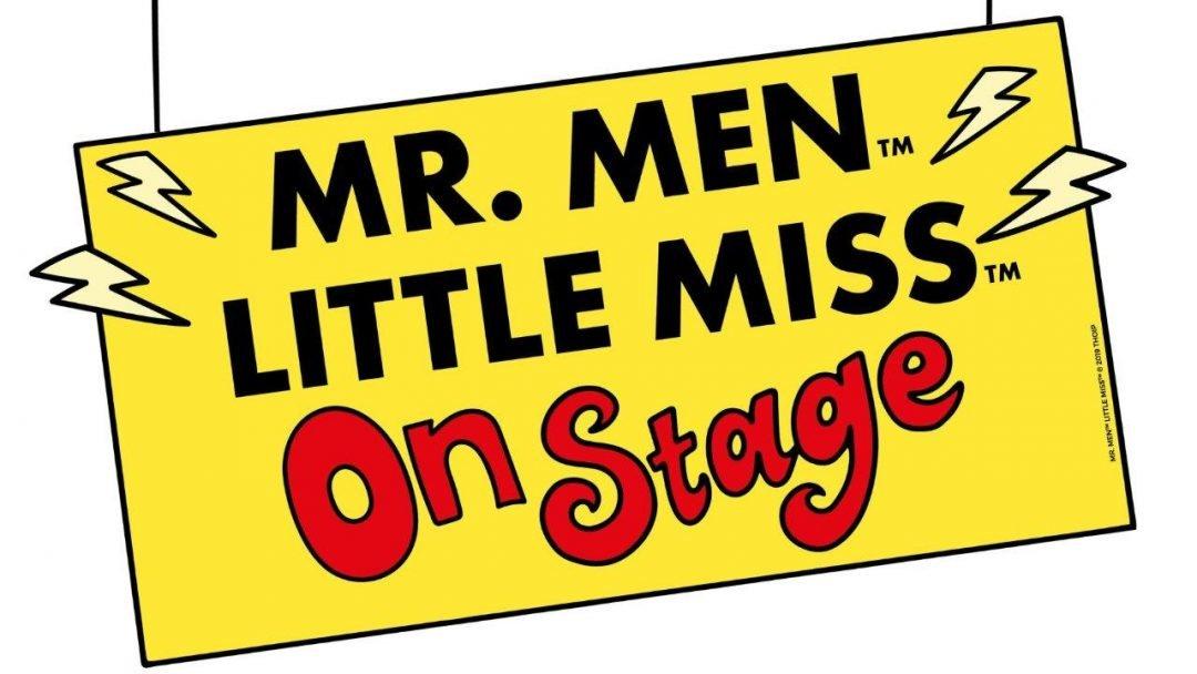 Mr. Men Little Miss Live On Stage