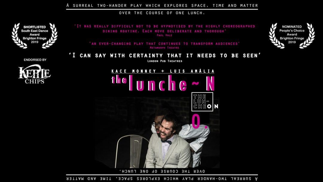 The Luncheon Tristan Bates Theatre