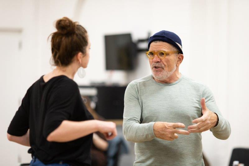 David Mamet writer and director by Helen Maybanks