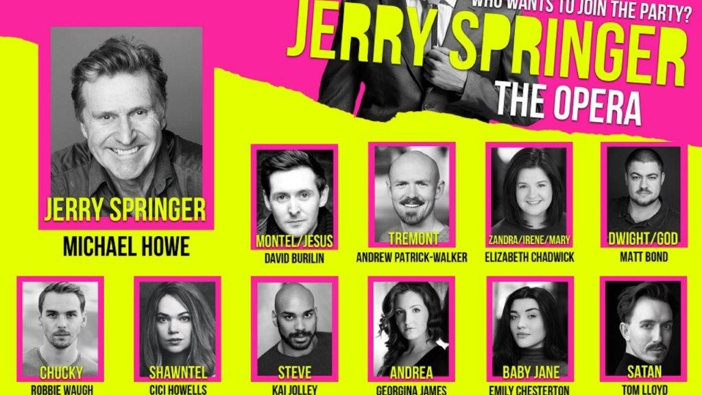 Full Cast for Jerry Springer