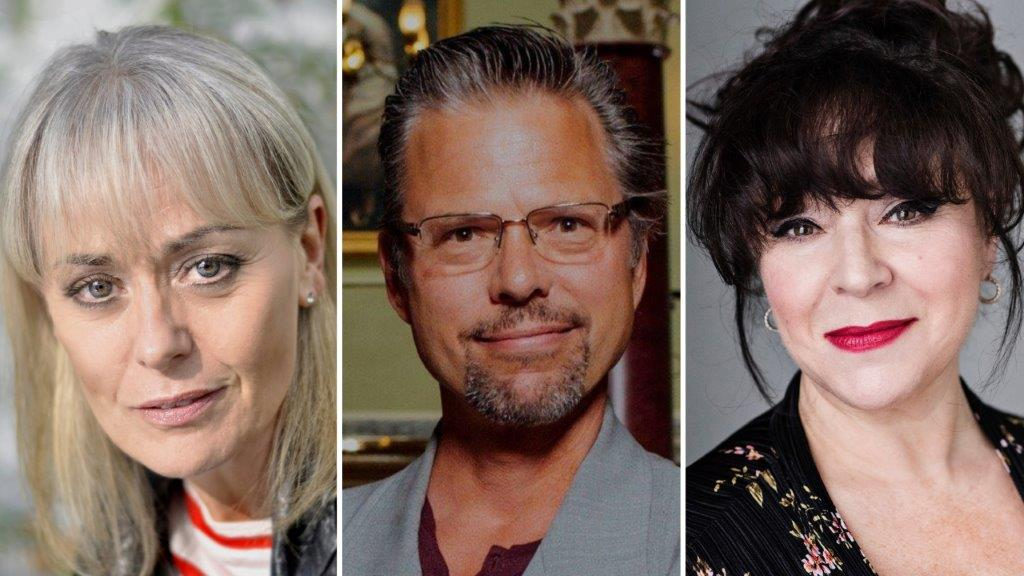 Harriet Thorpe Tim Flavin join Tracie Bennett in MAME at Hope Mill Theatre