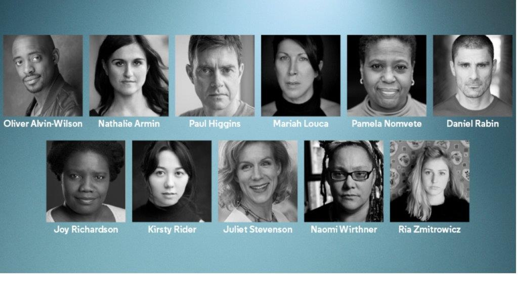 The Doctor Almeida Theatre Cast