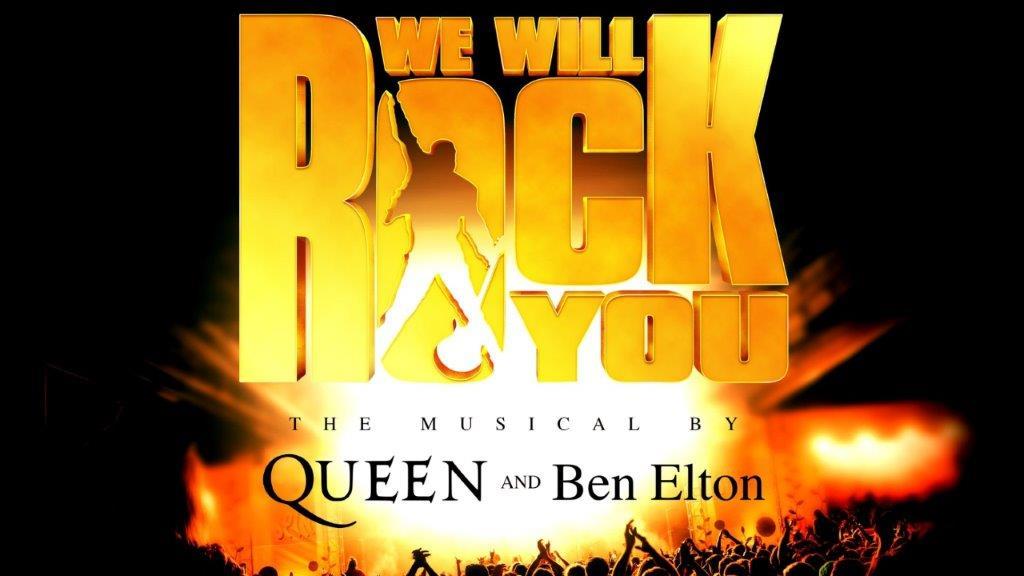 We Will Rock You International Tour
