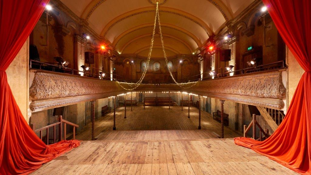 Wilton S Music Hall To Reopen In January With Socially Distanced Line Up Theatre Weekly