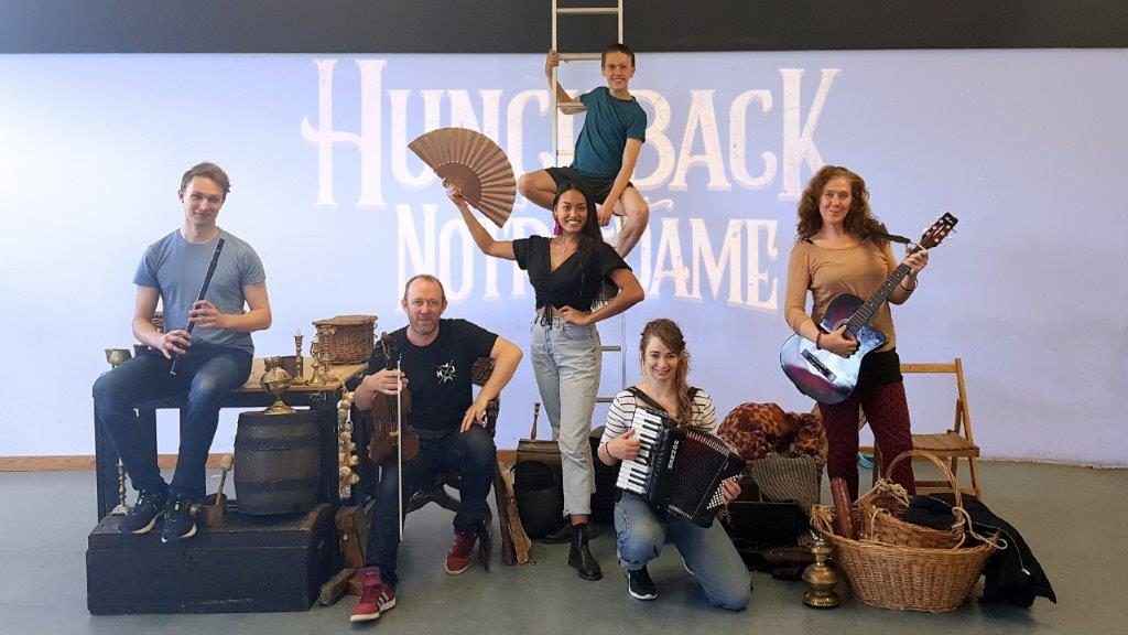 Cast of The Hunchback of Notre Dame