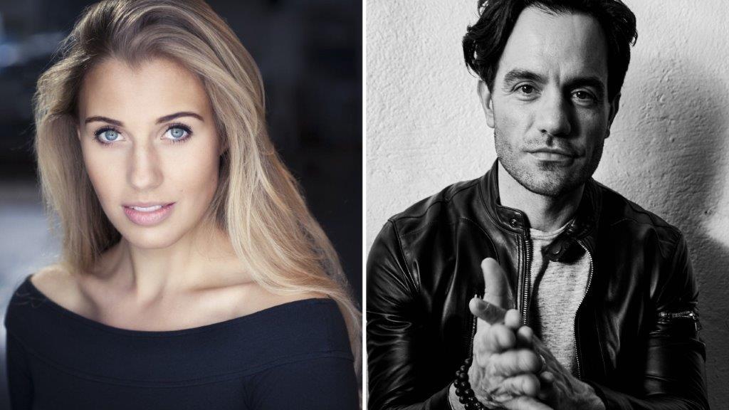 Doctor Zhivago – The UK Concert Première will star Ramin Karimloo Yurii Andreyevich Zhivago and Celinde Schoenmaker Lara Guishar