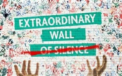 Extraordinary Wall of Silence Departure Lounge new leader