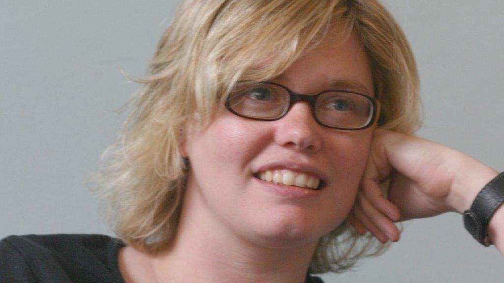Sarah Ellis Chair of The Space