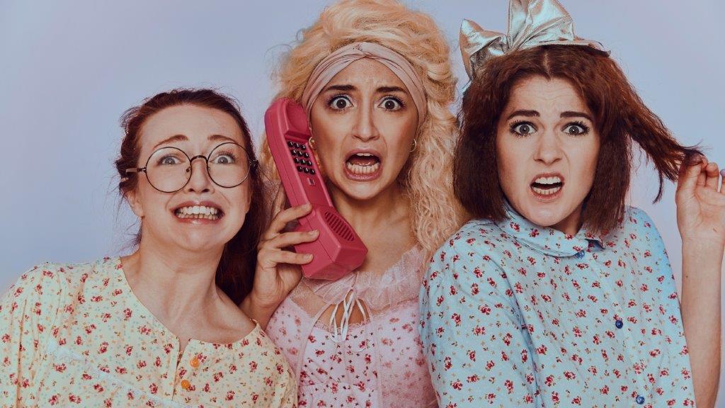 Scream Phone Swipe Right Theatre