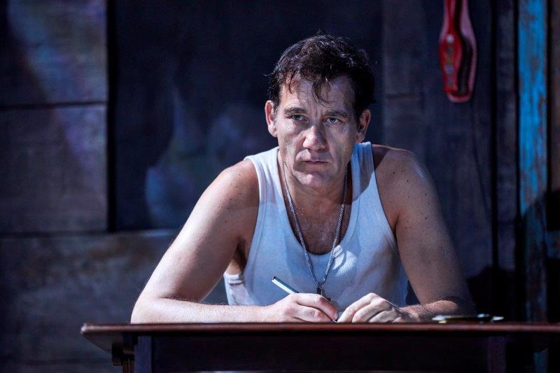 Clive Owen as Rev. T. Lawrence Shannon c Brinkhoff.Moegenburg.