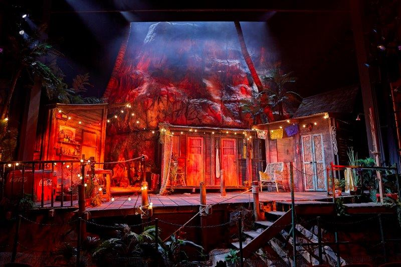 The Night of the Iguana Set Design by Rae Smith c Brinkhoff.Moegenburg.