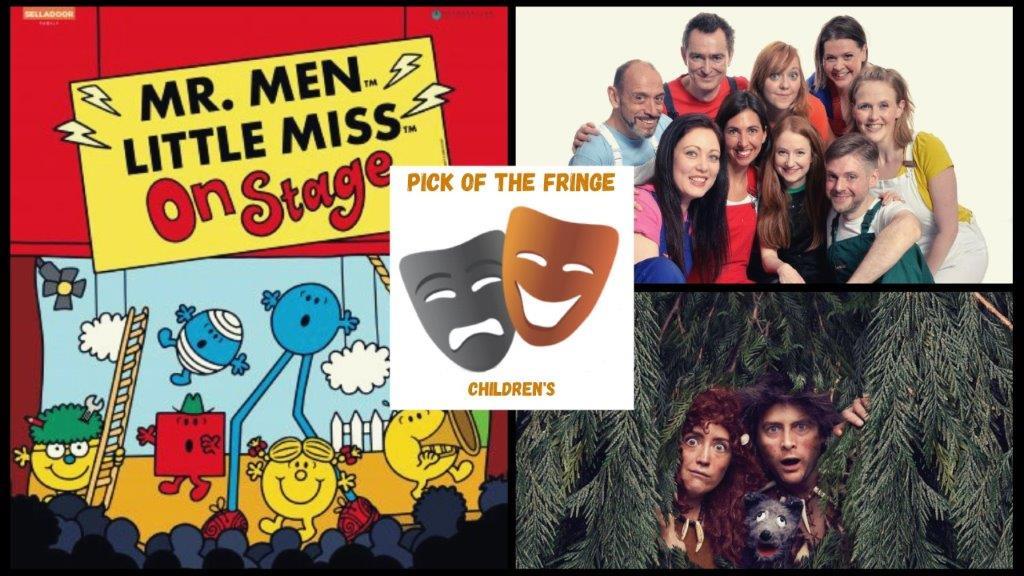 Top Childrens Shows to See at Edinburgh Fringe