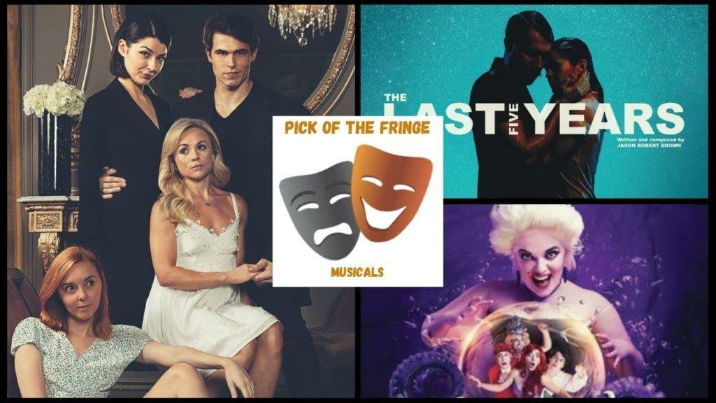Top Musicals to see at Edinburgh Fringe
