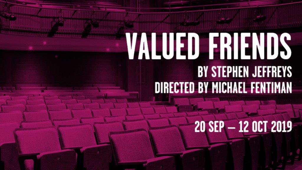 Valued Friends Rose Theatre Kingston