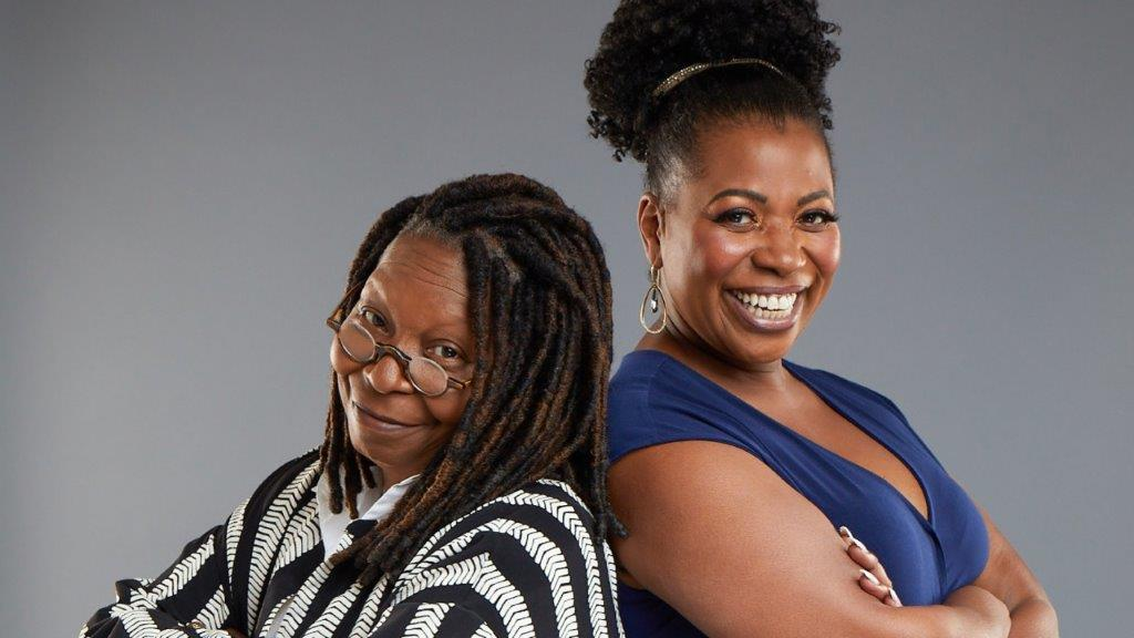 Whoopi Goldberg and Brenda Edwards c. Matthew Murphy