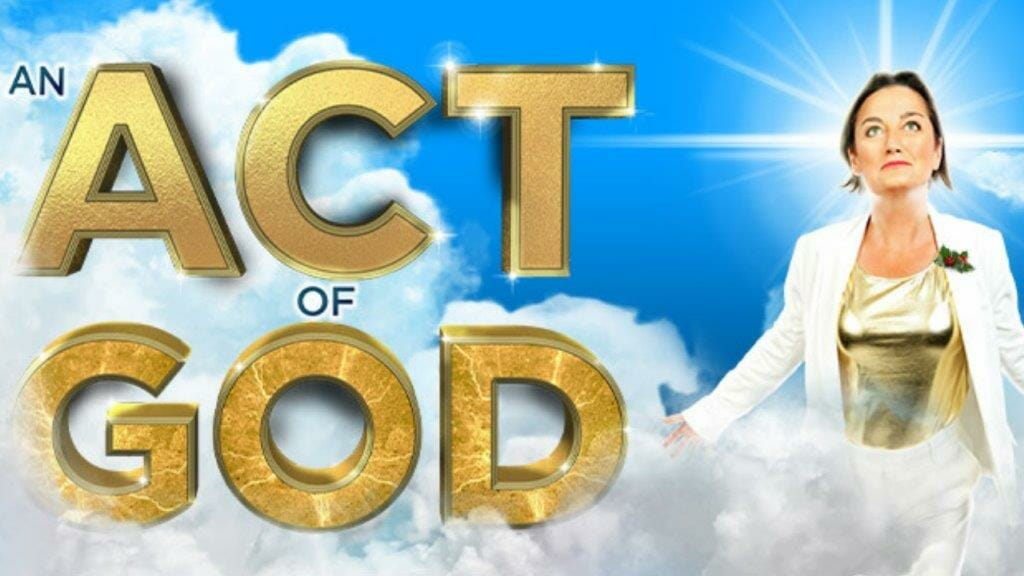 An Act of God Starring Zoe Lyons at The Vaults