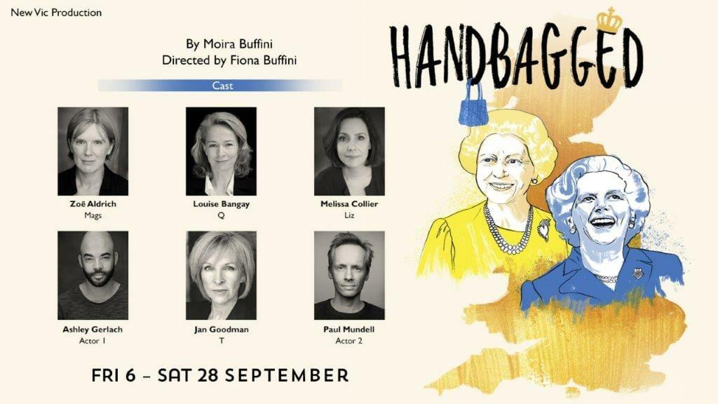 Handbagged Cast