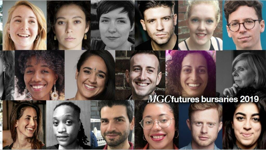 Recipients of the fourth annual MGCfutures Bursaries