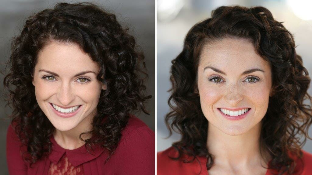 Danielle and Nichole Bird Cast in The Prince and The Pauper