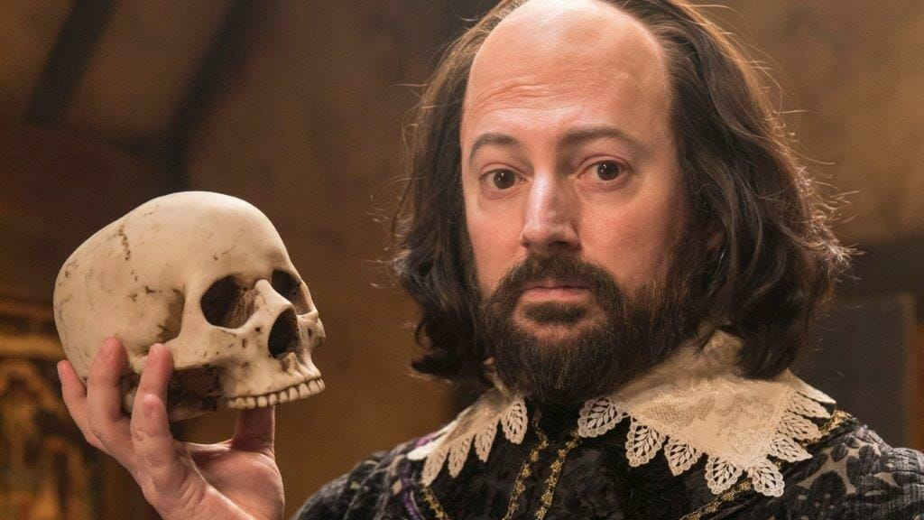 David Mitchell Will Star in Upstart Crow