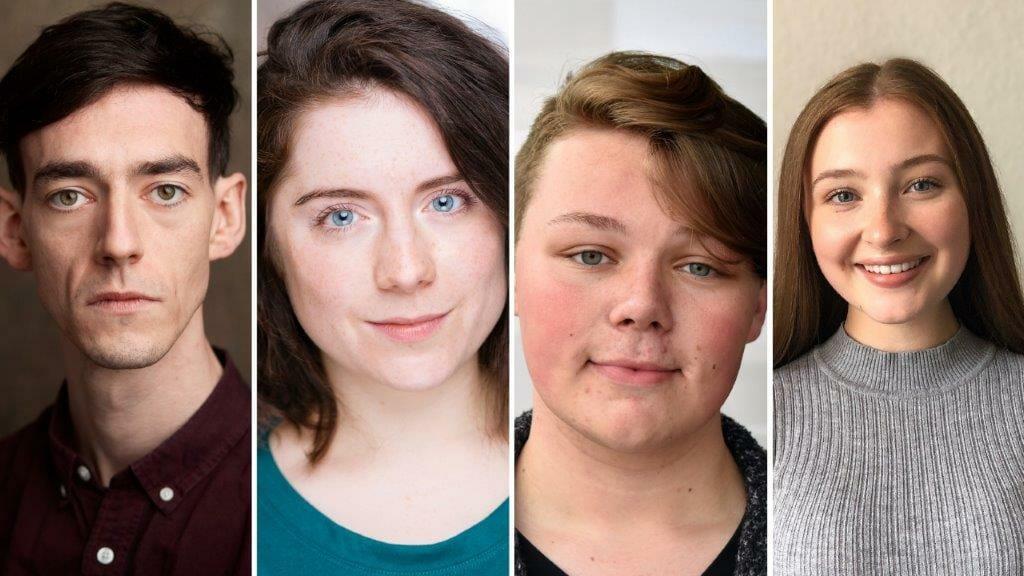 Granny's Exploding Toilet Stephen Joseph Theatre Cast
