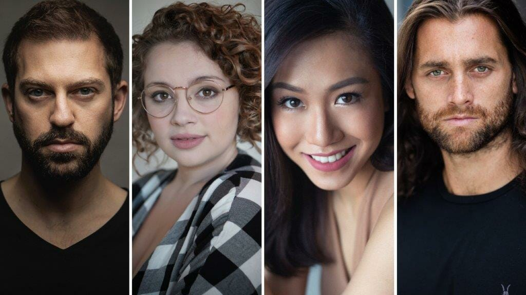 Jon Robyns Carrie Hope Fletcher Rachelle Ann Go and Bradley Jaden will star in new Les Miserables at Sondheim Theatre