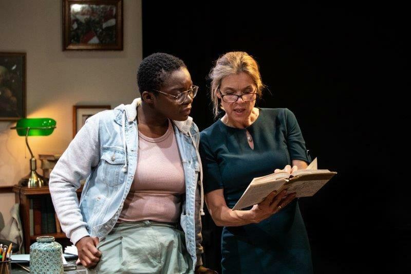 Moronkẹ Akinola and Janie Dee c. Ali Wright