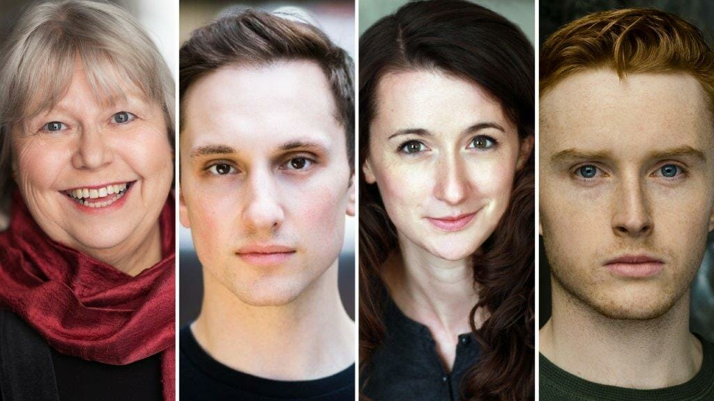 NST CinderELLA Cast