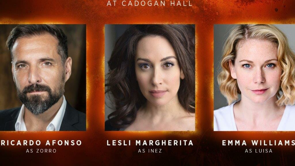 Ricardo Afonso Lesli Margherita and Emma Williams