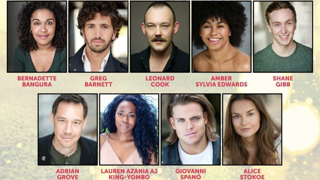 Robin Hood Salisbury Playhouse Cast