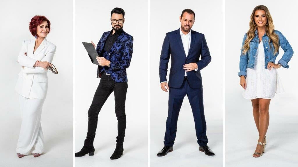 Sharon Osbourne Rylan Clark Neal Danny Dyer and Dani Dyer will star in Nativity The Musical