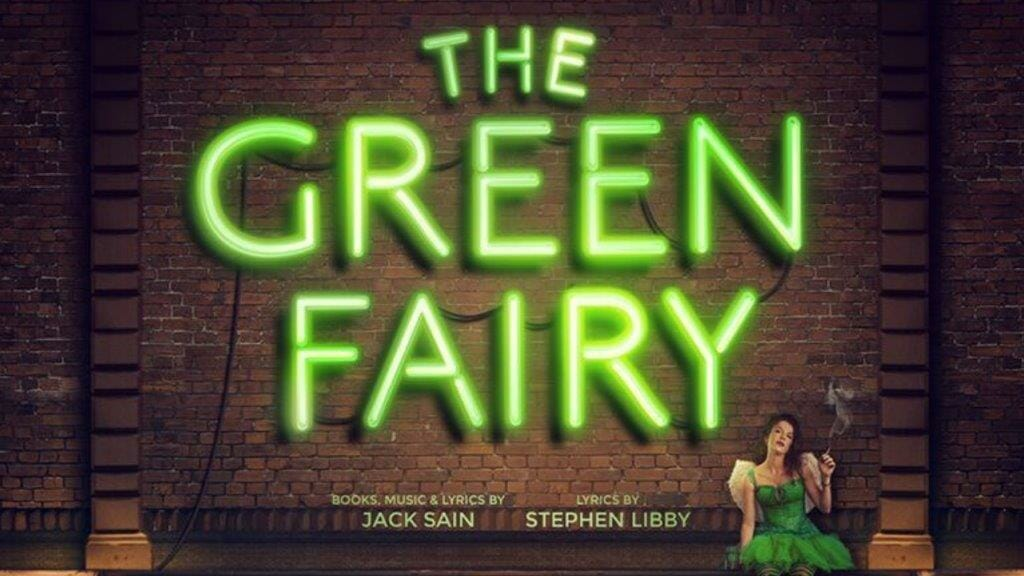 The Green Fairy by Jack Sain and Stephen Libby