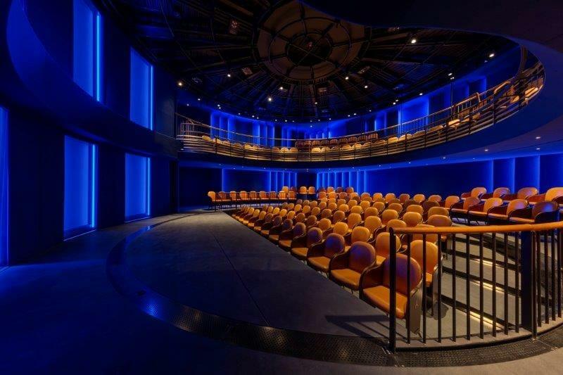 Boulevard Theatre Auditorium credit Tom Lee