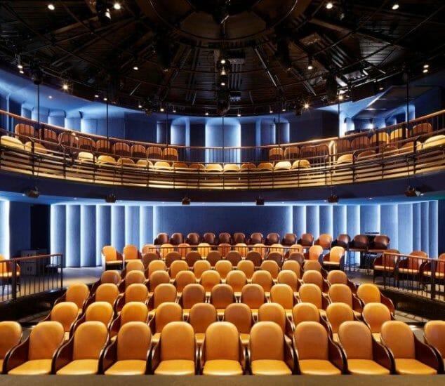 Boulevard Theatre Interior SODA Studio Photo Jack Hobhouse