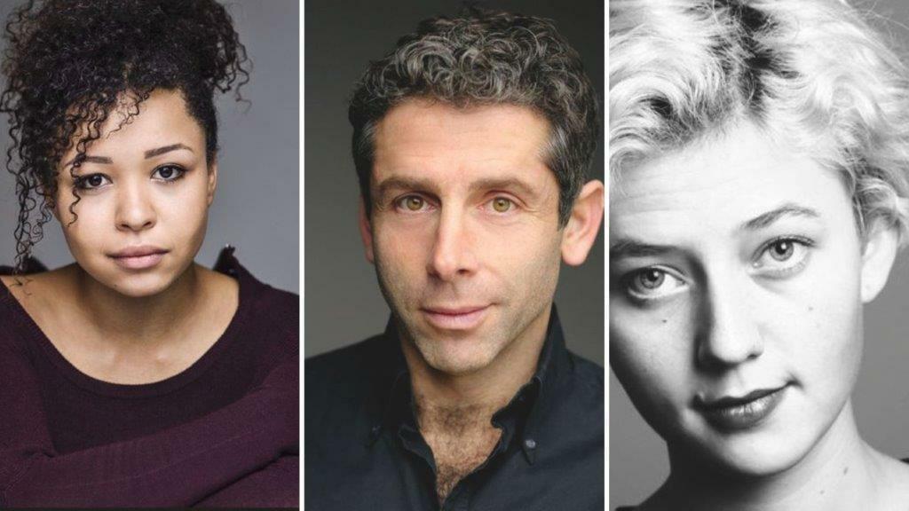 Cast of Snowflake Kiln Theatre