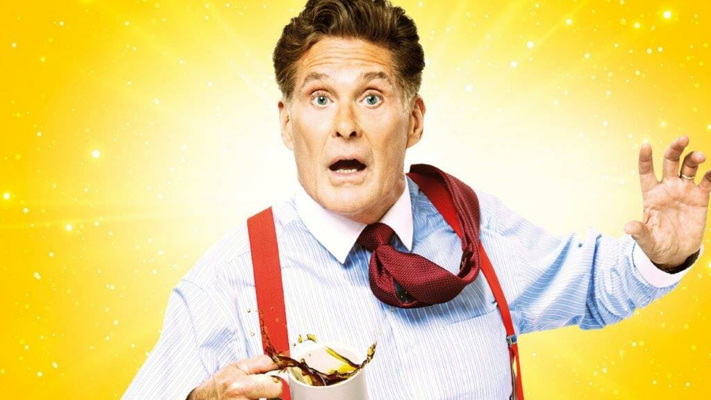 David Hasselhoff will Join The Cast of to The Musical in December