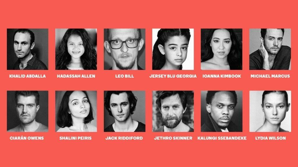Duchess of Malfi Almeida Theatre Cast