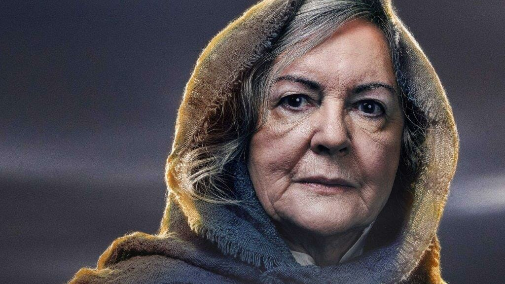 Gwen Taylor will Star in The Croft