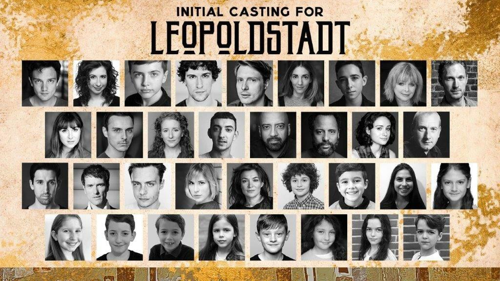 Initial Casting for Leopoldstadt