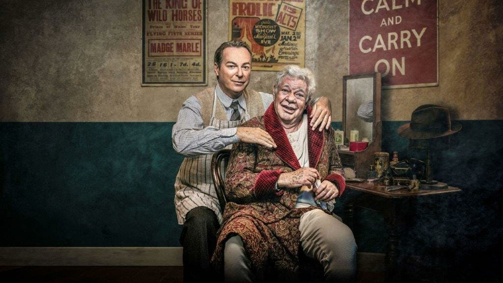Julian Clary and Matthew Kelly Will Star in The Dresser