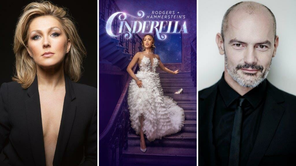 Mazz Murray and Jérôme Pradon Complete the Cast of Cinderella in Concert
