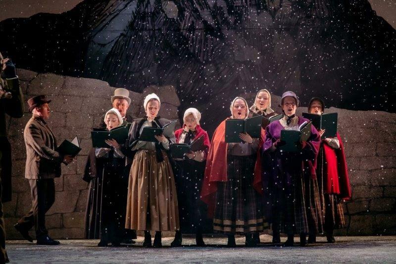 The Community Choir. Photo credit Mihaela Bodlovic