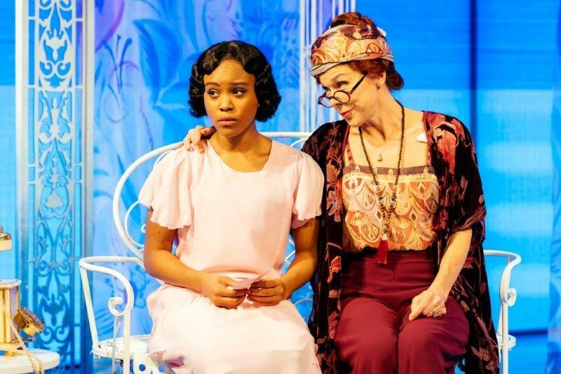 Amara Okereke Polly Browne Janie Dee Madame Dubonnet by Manuel Harlan