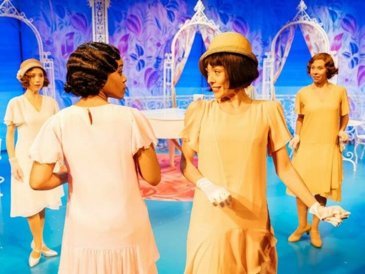 Emily Langham Fay Amara Okereke Polly Browne Gabrielle Lewis Dodson Maisie Annie Southall Dulcie by Manuel Harlan